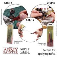Army Painter Super Glue | The Army Painter | Black Star Games | UK
